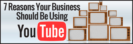 7 Reasons Your Business Should Be Using YouTube | hawaiibusiness | Scoop.it