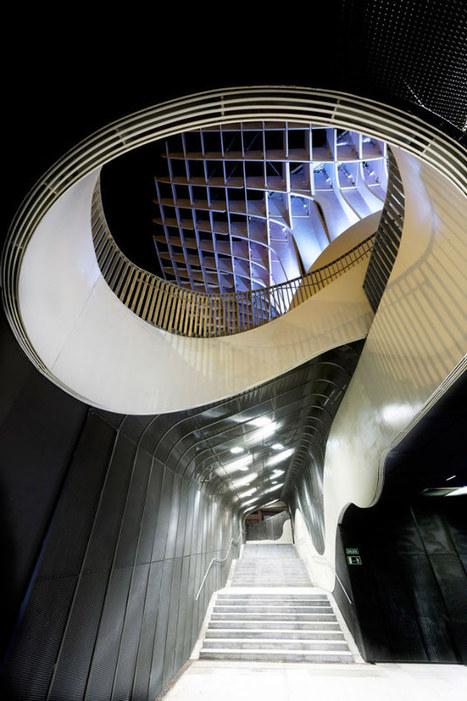 Parasol urbain à Séville : La plus large structure en bois du monde! | Architecture et Ingénierie bois | Scoop.it