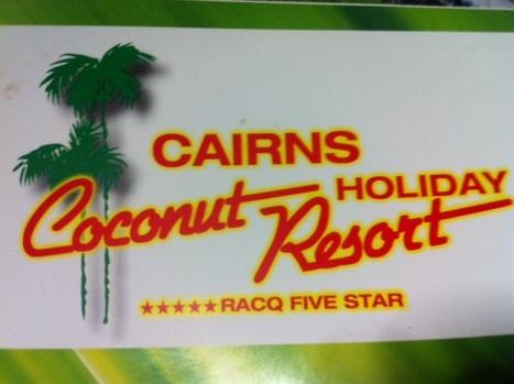 Cairns Coconut Holiday Resort Voucher | 2015 Great Wheelbarrow Race Team Newsletter | Scoop.it