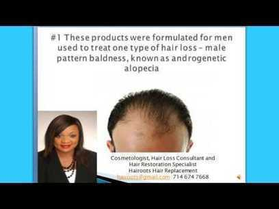 Hair Loss - Why some topical treatments do not work for most women and is a waste of money Part 3 of 3 | Non Surgical Hair Replacement | Scoop.it