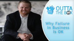 Why Failure In Business Is Ok As A Young Entrepreneur | Young Entrepreneur Interviews | Scoop.it