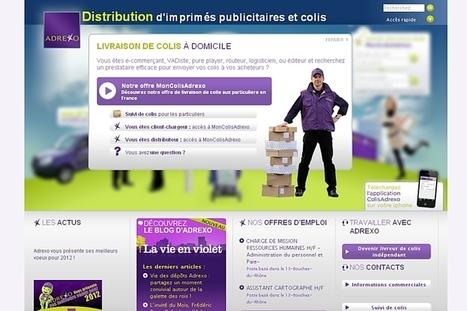 Adrexo lancerait prochainement une offre personnalisée pour l'e-commerce | Web Marketing Magazine | Scoop.it