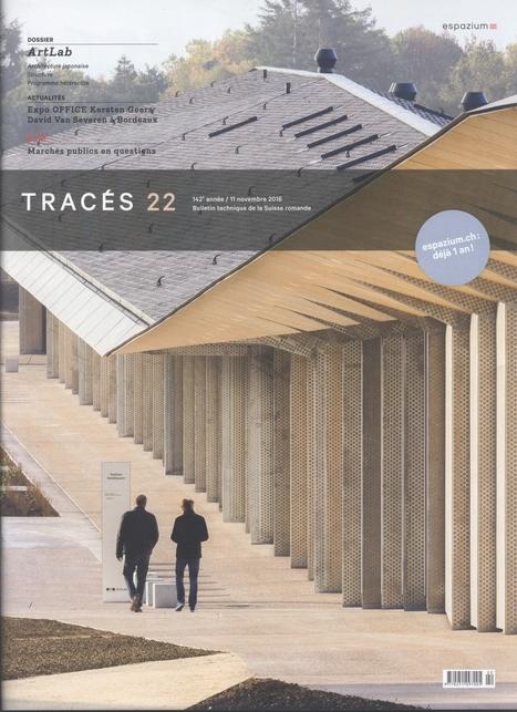 Tracés, Année 142, nº 22 (2016)   Ingeniería Civil   Scoop.it