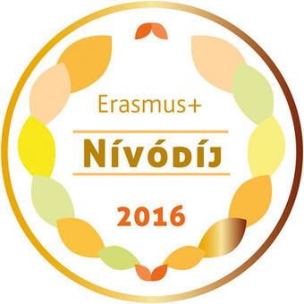 Erasmus+ Nívódíj 2016 | Sulinet Hírmagazin | Táblagépek az oktatásban | Scoop.it