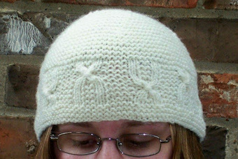 Carissa Knits: Chromosome Cap   Nature as a substrate:  art and craftwork   Scoop.it