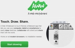 A Web Whiteboard | Animations, Videos, Images, Graphics and Fun | Scoop.it