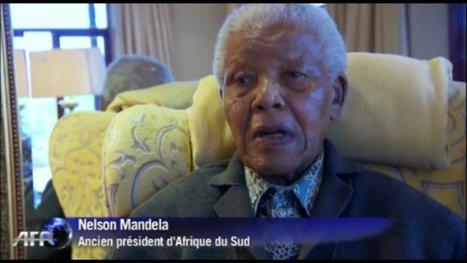 Nelson Mandela reprend la parole pour défendre l'éducation | L'enseignement dans tous ses états. | Scoop.it