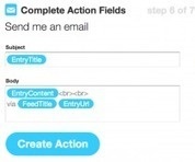 How to turn RSS feeds into email updates | Gestion de l'information | Scoop.it