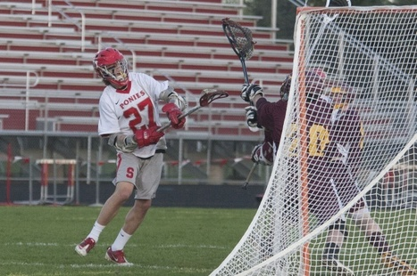 Boys lacrosse: Sagissor nets MVP award | Pony Boys Lacrosse | Scoop.it