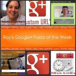 Google Plus Post Picks of the Week | Google - a Plus for Business | Scoop.it
