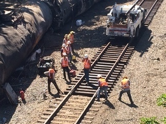 Oregon calls for indefinite moratorium on oil trains through the state | Hillary Borrud | OregonLive.com | Développement durable et efficacité énergétique | Scoop.it