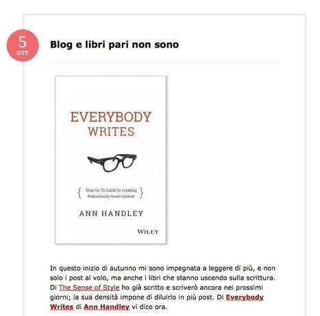 Piccolo bignami delle headline per blog post | Content & Online Marketing | Scoop.it