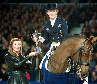 Germany Rejoices: Damon Hill and Helen Langehanenberg Best in Amsterdam's FEI World Cup Dressage Freestyle | Fran Jurga: Equestrian Sport News | Scoop.it