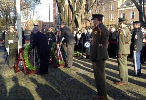JFK comemorat | Români în Irlanda | Scoop.it