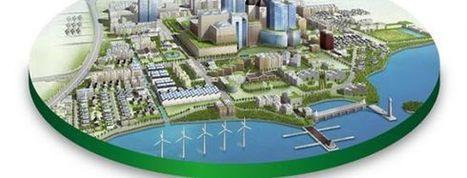 L'évolution vers les smart cities | EcoEdges plateforme durable en ligne | Smart cities | Scoop.it