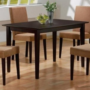 Mix & Match Rectangular Casual Dining Leg Table by Coaster | Home Office Furniture | Scoop.it