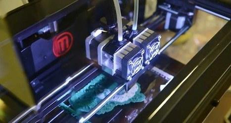 Comment la bio-impression 3D sauve des enfants malades | tecnologia s sustentabilidade | Scoop.it