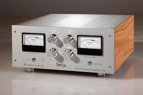 Angstrom Audio Lab : électroniques HiFi artisanales, néovintage et à tubes, fabriquées en Italie | ON-TopAudio | Scoop.it