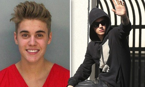 Justin Bieber 'arrested for driving under the influence' | money buys freedom | Scoop.it