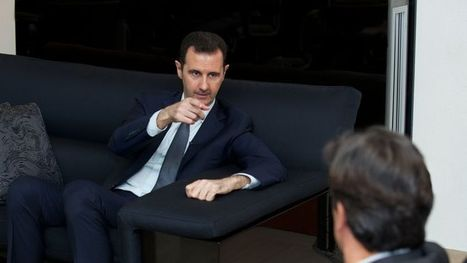 Notre reporter (Le Figaro) Georges Malbrunot raconte les coulisses de sa rencontre avec Assad #Syrie | News in english | Scoop.it