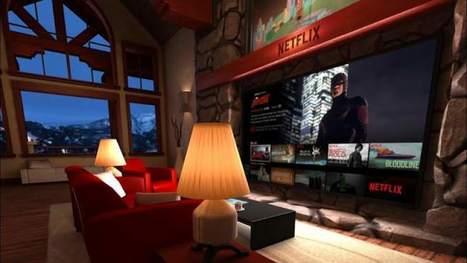 Netflix 'se estrena' en el mundo de la realidad virtual | Administración de la Tecnología de Información | Scoop.it