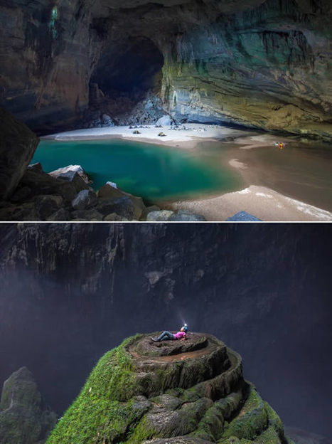 10 Breathtaking Caves | Strange days indeed... | Scoop.it