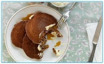 Recetas de Cocina y Reposteria!!!: Gingerbread Pancakes | Who'sHungry | #DIRCASA - El Buen Comer!!!! | Scoop.it