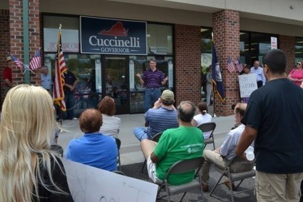 Get Your Nose Out Of Our Business – Cuccinelli Down 12 Pts. Among Women | Coffee Party Feminists | Scoop.it