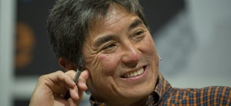 5 Powerful Speaking Secrets You Can Learn From Guy Kawasaki | SAMR Model | Scoop.it