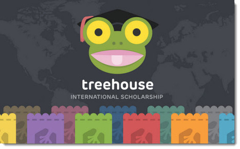 Treehouse regala 5000 becas a estudiantes universitarios de todo el mundo | ciencias del mundo contemporaneo | Scoop.it
