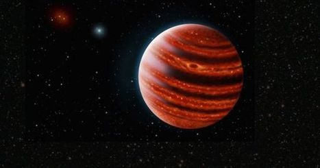 An Infant, Rogue Planet Has Been Found Lurking in Our Solar Neighborhood | Beyond the cave wall | Scoop.it