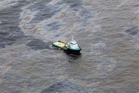 Brasil: Chevron pagará 155 millones de dólares por derrame en las costas de Río de Janeiro | + VERDE | Agua | Scoop.it