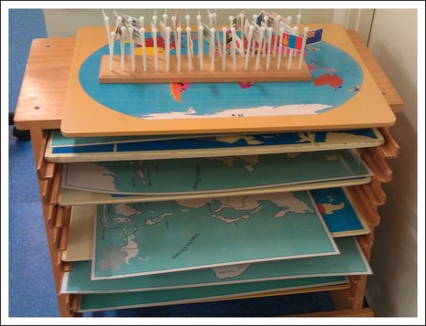 Montessori Nature: Teaching Geography in the Montessori Classroom. | geography | Scoop.it