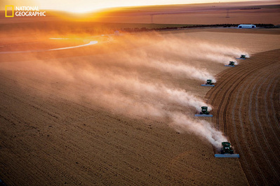 National Geographic's 5 steps to feed the world   Harvest Public Media   Peer2Politics   Scoop.it