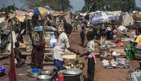 Centrafrique: l'Union Européenne envoie 37 tonnes d'aide médicale - L'Express | L'état et l'individu | Scoop.it