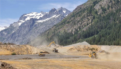 Photos of a remote $200-million mine cleanup in Washington State | Sustain Our Earth | Scoop.it