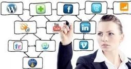 Les réseaux sociaux | référencement google | Scoop.it