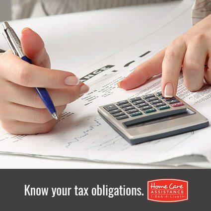 Tax Information Regarding Private Hire Caregivers | Home Care Assistance of Oklahoma | Scoop.it