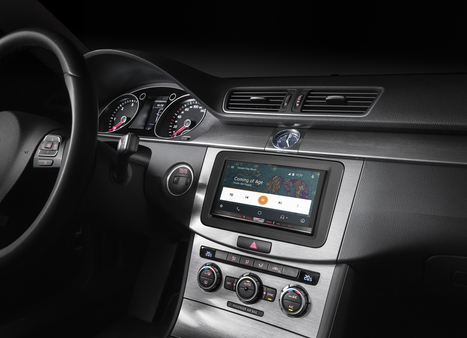CES 2015 :  Pioneer propose une solution connectée Android Auto  - L'argus | Big Data et Automobile | Scoop.it