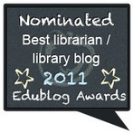 Best library / librarian blog 2011 | The Edublog Awards | The Information Professional | Scoop.it