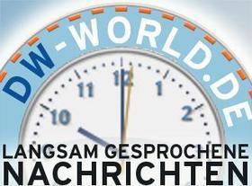 Langsam gesprochene Nachrichten   Learning German   Podcasting & Feeds   DW.DE   15.11.2007   German Language Learning   Scoop.it