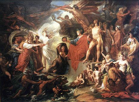 La concepción de lo divino en la antigua Grecia   Platón   Scoop.it