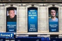 Didier François et Edouard Elias, enlevés en Syrie le 6 juin 2013: Europe 1 se mobilise   Les médias face à leur destin   Scoop.it