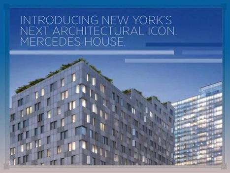 Mercedes House – Architectural Icon of New York | Mercedes House | Scoop.it