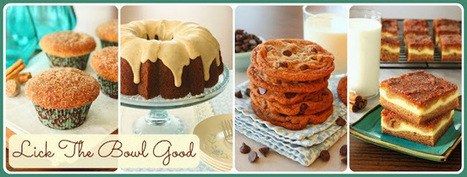 Lick The Bowl Good: Summer and Autumn | All Things Cookie Baking | Scoop.it