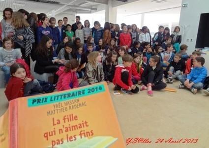 Le 8ème prix littéraire confirme l'engouement des jeunes lecteurs | PRIX LITTERAIRE D'ONET A LIRE | Scoop.it