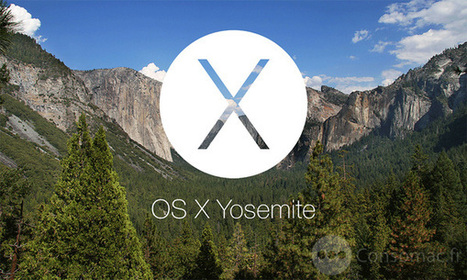 Mac OS X 10.10 Yosemite ? Ou OS X Mammoth ?   Smart objects I would like to own!   Scoop.it