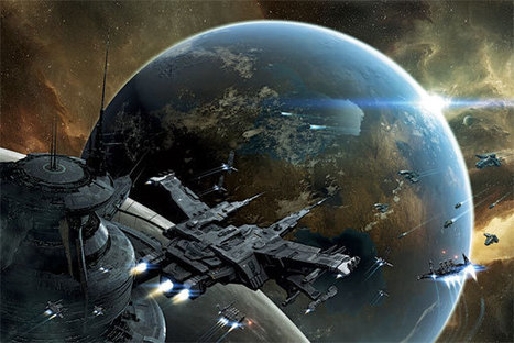 Multiplayer Game 'Eve Online' Cultivates a Most Devoted Following | Computer Games Controllers | Scoop.it