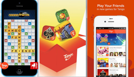 Mobile messaging platform Tango hires game publishing leader and creates $25M game investment fund | Tango in the news | Scoop.it