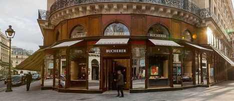Bucherer ouvre ses portespour les Journées du patrimoine | L'Etablisienne, un atelier pour créer, fabriquer, rénover, personnaliser... | Scoop.it